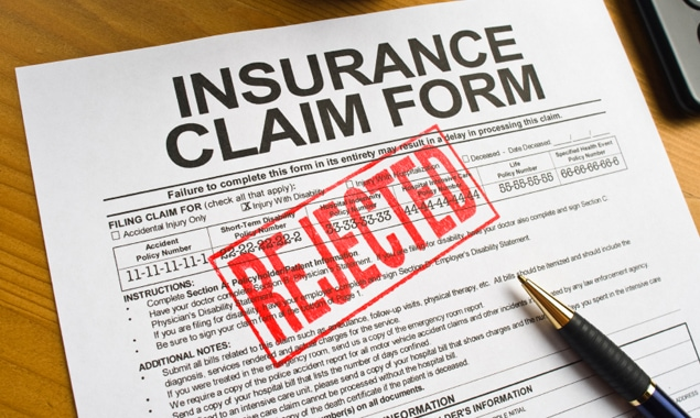 Insurance Rejected?