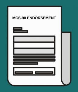 MCS-90 Endorsement