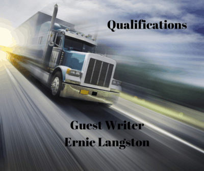 drivers qualification