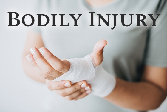 Bodily Injury