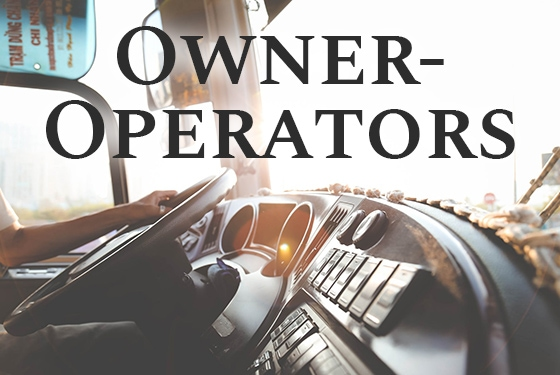 Owner-Operators