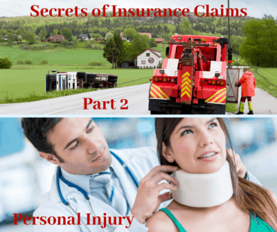 Bodily Injury Insurance Secrets