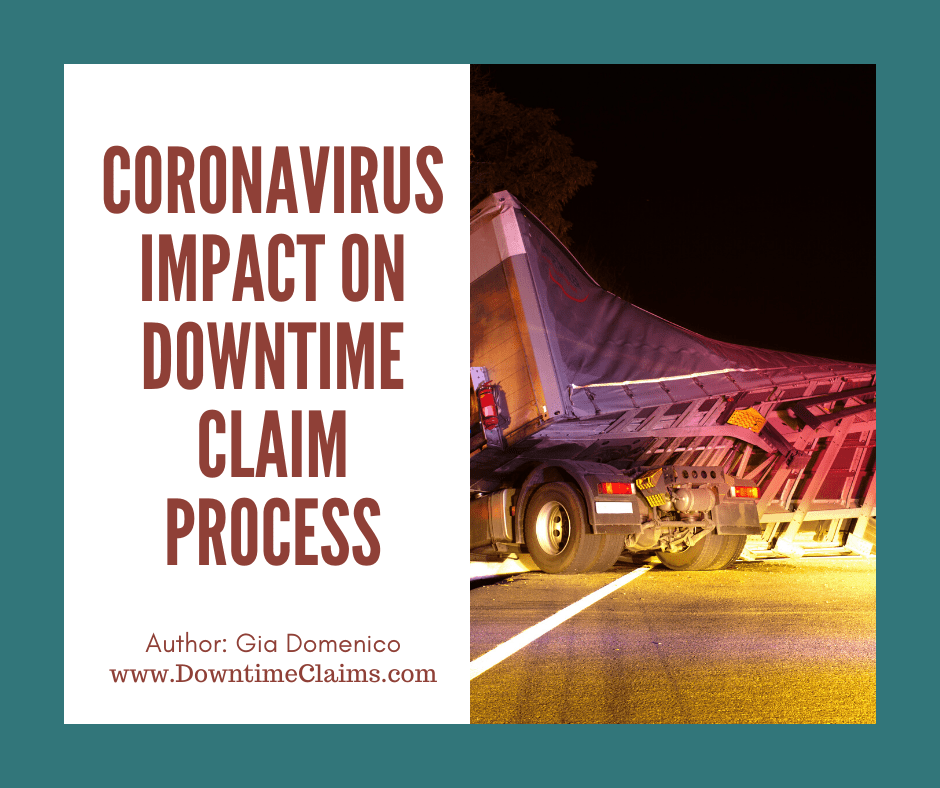 downtime claims for trucking accidents