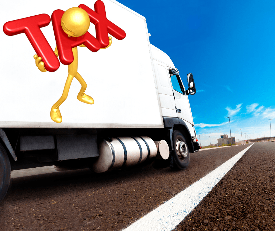 Trucker's Tax Burden